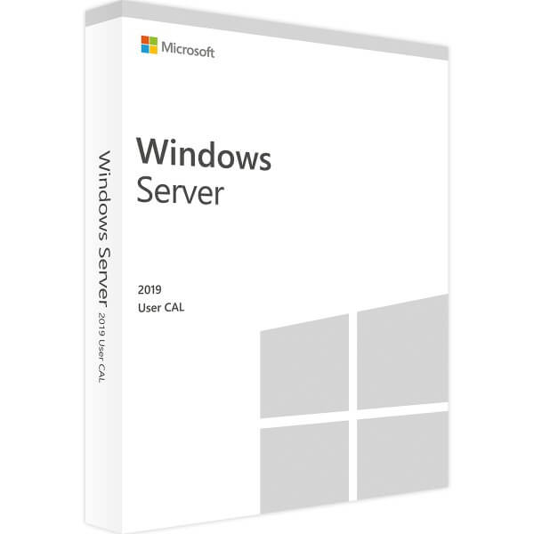 Windows Server 2019 - 10 User CAL
