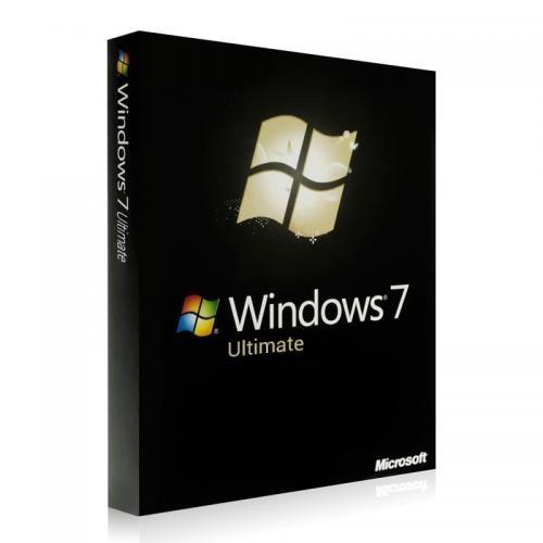 Windows 7 Ultimate 32/64 Bit