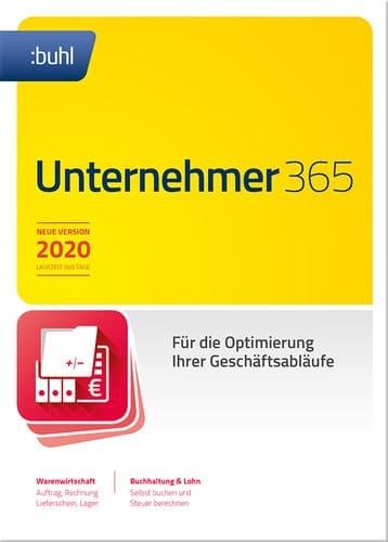 WISO Unternehmer 365 (2020), 1 Jahreslizenz, Download