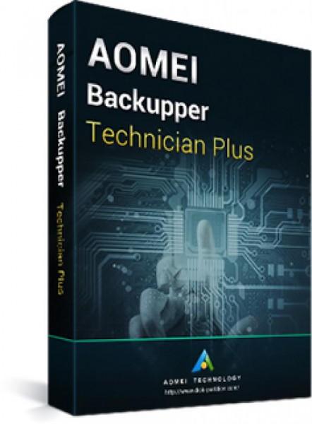 AOMEI Backupper Technician Plus 5.6