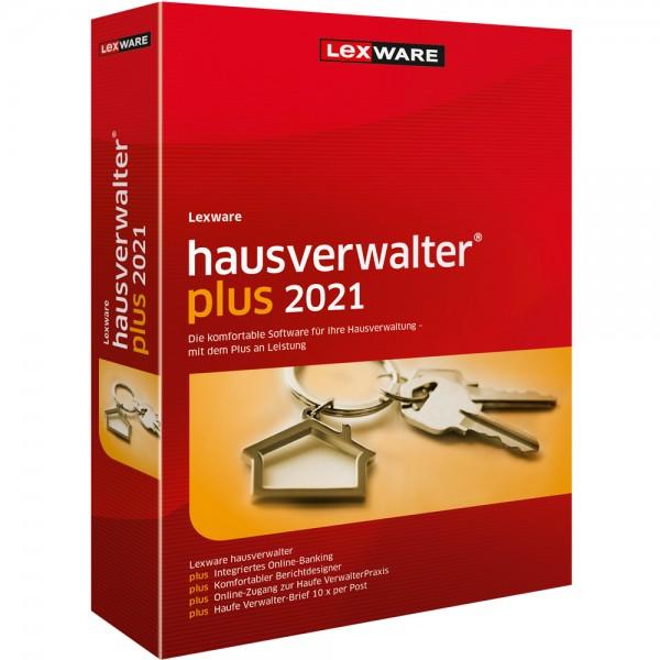 Lexware Hausverwalter Plus 2021