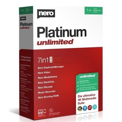 Nero Platinum 2020 BOX (DVD)