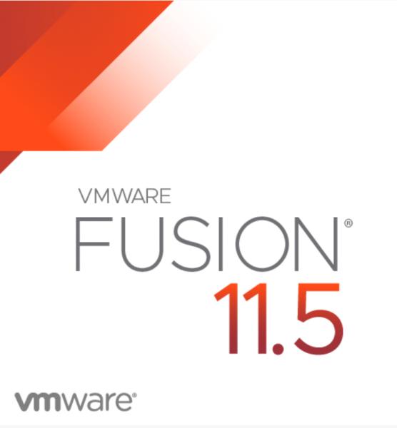 VMware Fusion 11.5 Mac