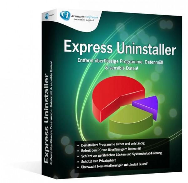 Avanquest Express Uninstaller