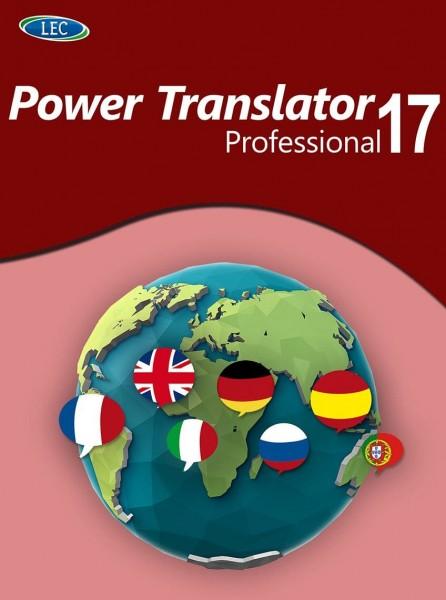 Avanquest Power Translator 17 Professional