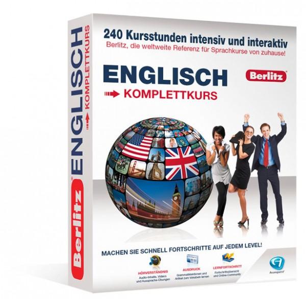 Berlitz Englisch Komplettkurs