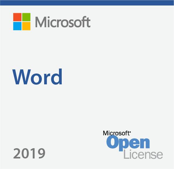 Microsoft Word 2019 Multilanguage Vollversion