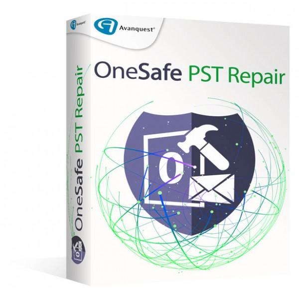OneSafe Outlook PST Repair 8 - Technician