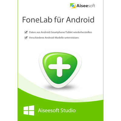 FoneLab - Android Data Recovery MacOS - Lebenslange Lizenz