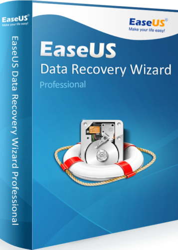 EaseUS Data Recovery Wizard Professional 13.5 Win Vollversion