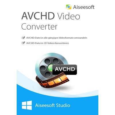 Aiseesoft MOD Video Converter Mac OS