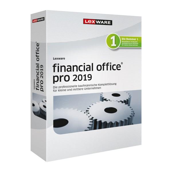 Lexware Financial Office Pro 2019