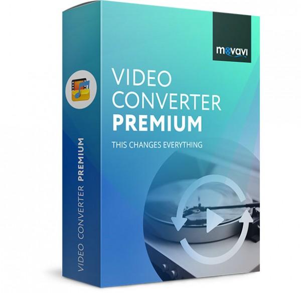 Movavi Video Converter Premium 20