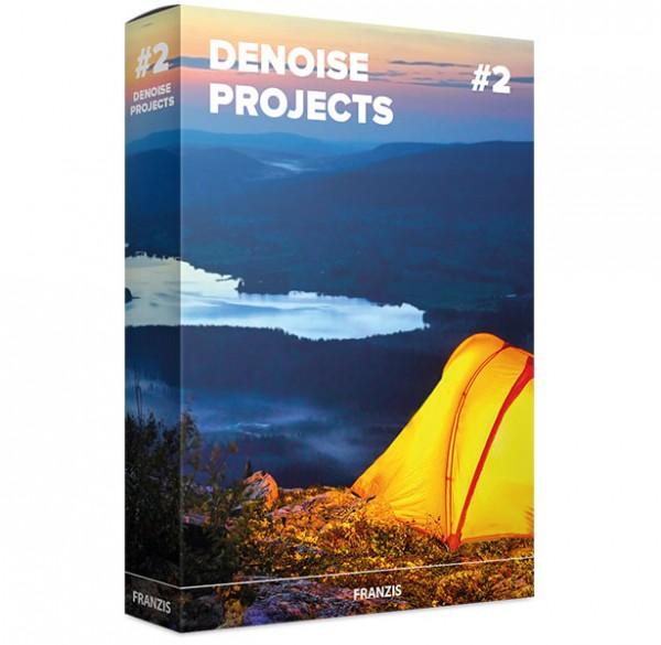 Franzis DENOISE projects 2