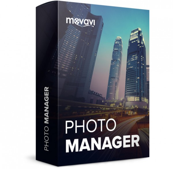 Movavi Photo Manager Windows