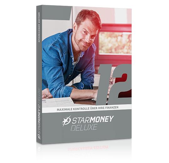 StarMoney 12 Deluxe, Jahreslizenz, Deutsch inkl.Premiumsupport [Sofortdownload]