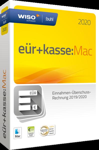 WISO EÜR & Kasse: Mac 2020
