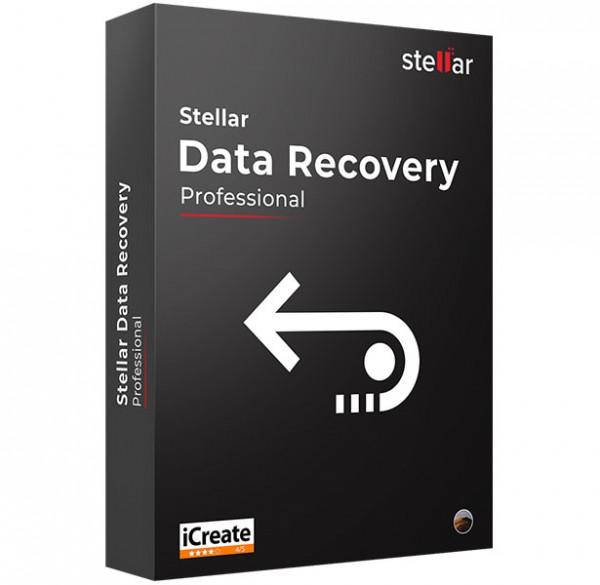 Stellar Data Recovery 9 Professional Windows