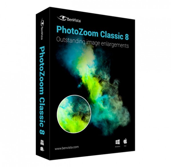 PhotoZoom Classic 8