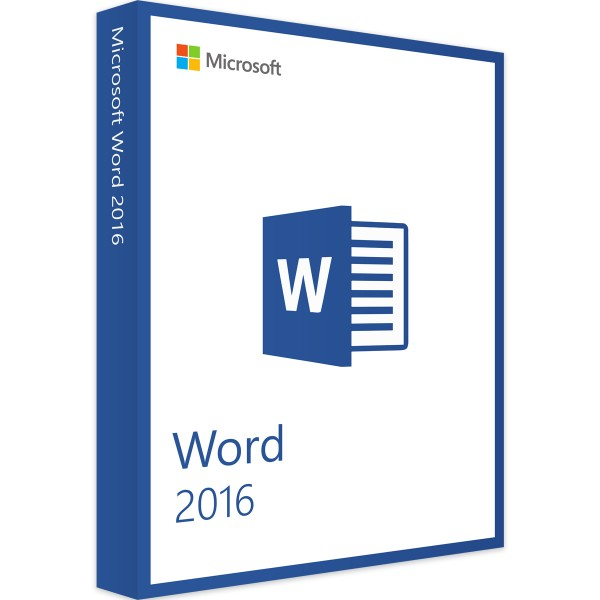Microsoft Word 2016 Multilanguage Vollversion