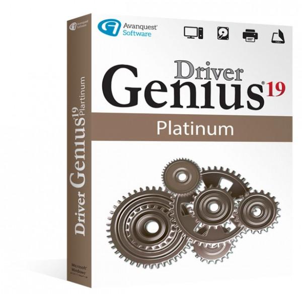 Avanquest Driver Genius 19 Platinum, Vollversion