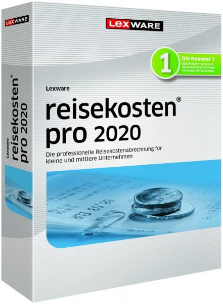 Lexware Reisekosten Pro 2020, 365 Tage Laufzeit