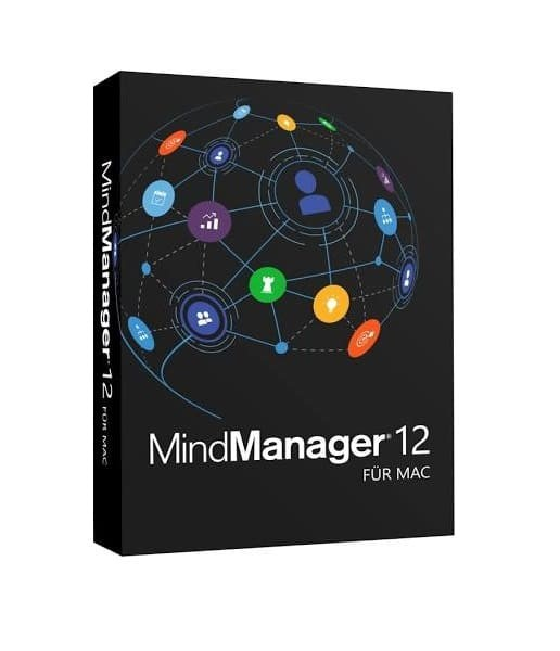 Mindjet MindManager 12, MAC, Download, Vollversion