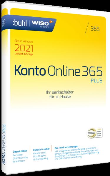 WISO Konto Online Plus 365