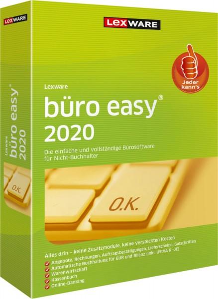 Lexware büro easy 2020, 365 Tage Laufzeit, [Download]