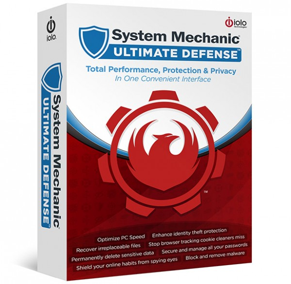 iolo System Mechanic Ultimate Defense 20.5