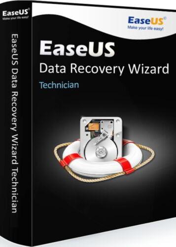 EaseUS Data Recovery Wizard Technican 13.5 MacOS Vollversion (Lifetime Upgrades)