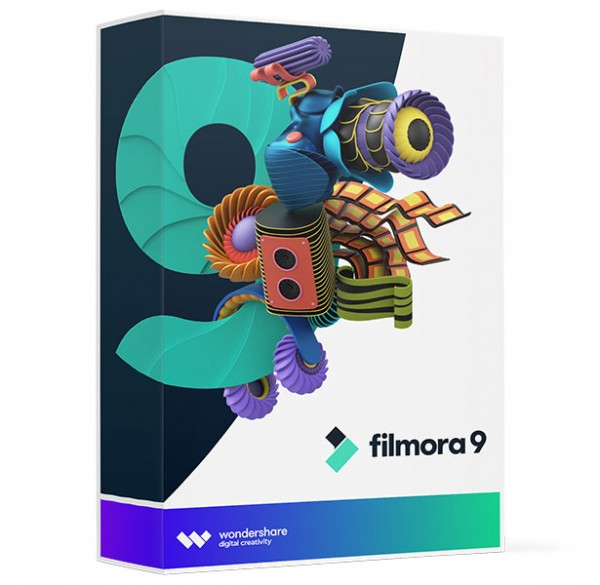 Wondershare Filmora 9 Vollversion Mac OS