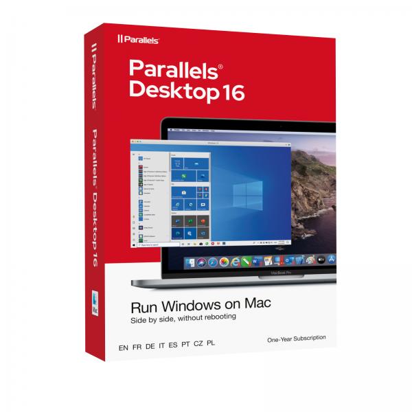 Parallels Desktop 16 für MAC Pro Edition - 1 Jahr, Download