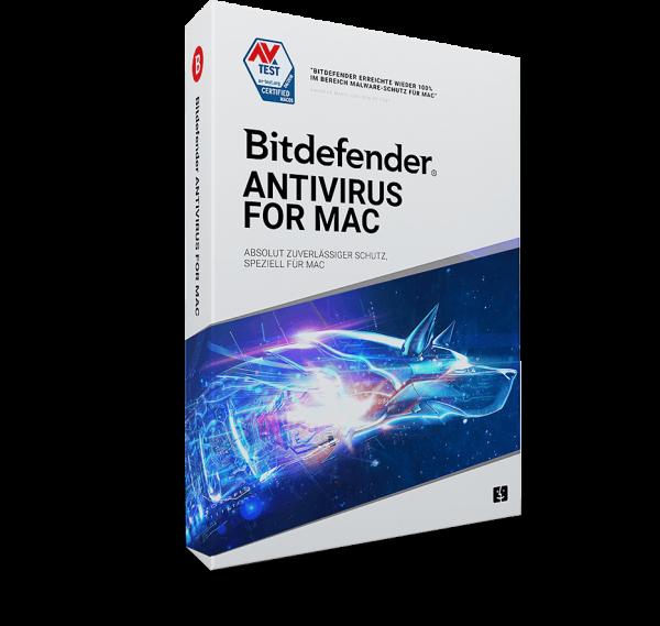 Bitdefender Antivirus Mac 2020 Vollversion