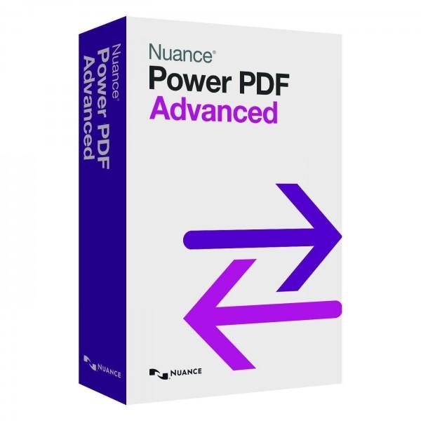 Nuance Power PDF Advanced 1.2 Vollversion