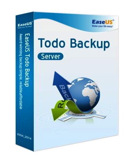 EaseUS Todo Backup Server 12.0