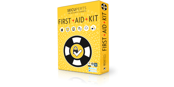 SecuPerts First Aid Kit