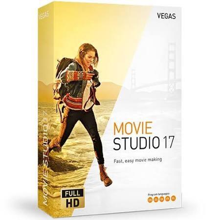 Sony Vegas Movie Studio 13 Multilanguage