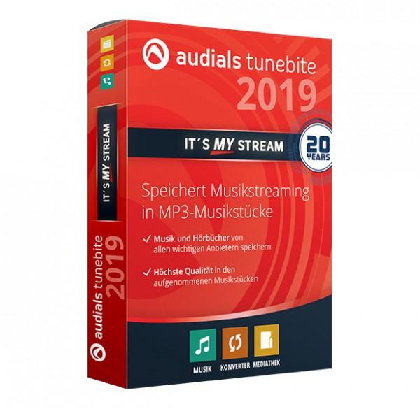Audials Tunebite 2019 Premium Musik Software