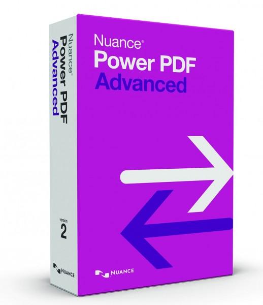 Nuance Power PDF Advanced 2.0 Vollversion