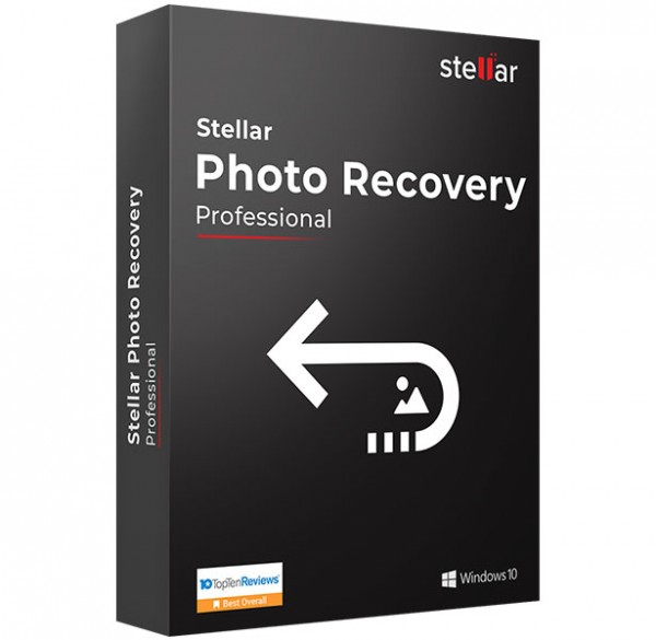 Stellar Photo Recovery Professional 10 MacOS