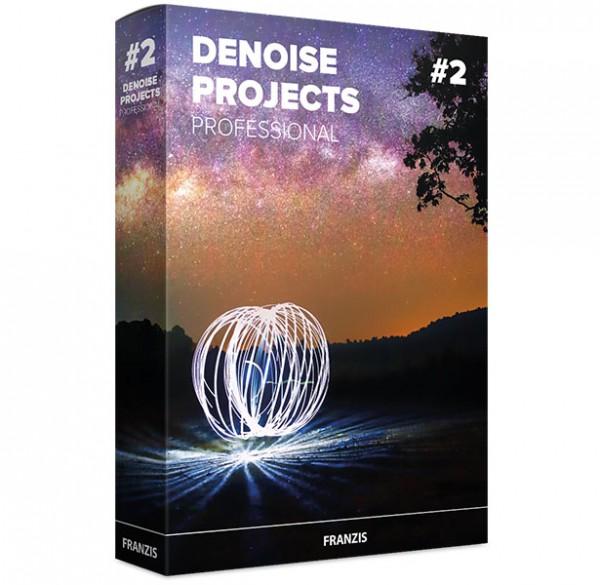 Franzis DENOISE projects professional 2 Mac