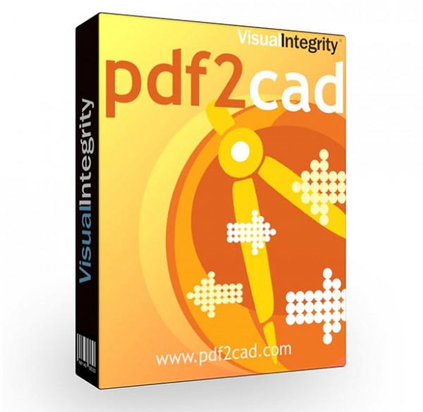 PDF2CAD PDF in DWG und DXF Konverter
