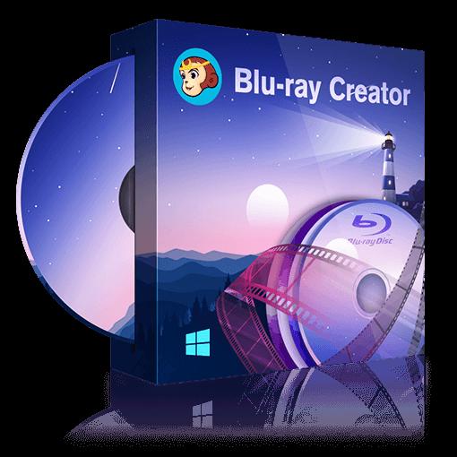 DVDFab Blu-ray Creator Windows