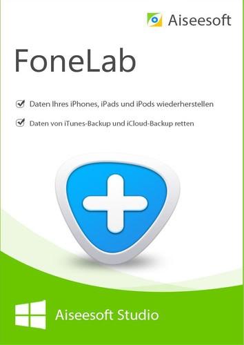 FoneLab - iPhone Data Recovery Windows
