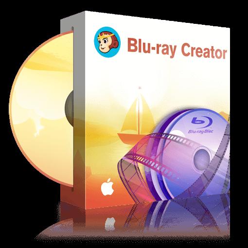 DVDFab Blu-ray Creator Mac OS