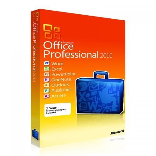 Microsoft Office 2010 Professional