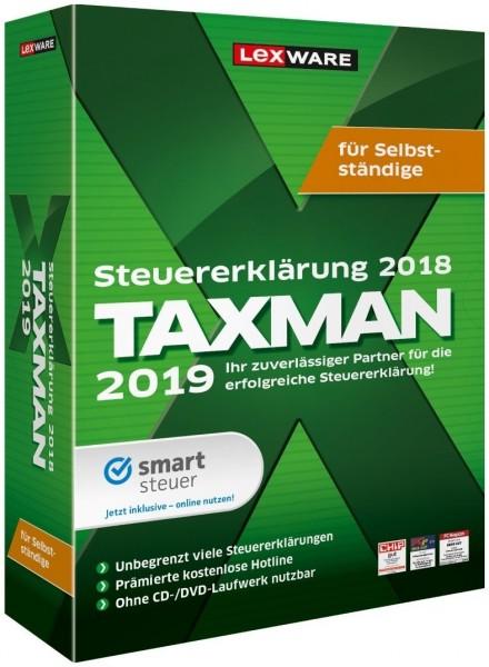Lexware Taxman 2019 für Selbstständige