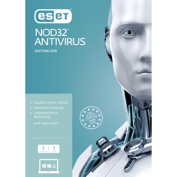 ESET NOD32 Antivirus 2020 Vollversion