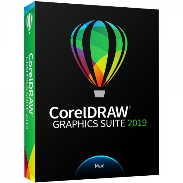 CorelDRAW Graphics Suite 2019, MAC